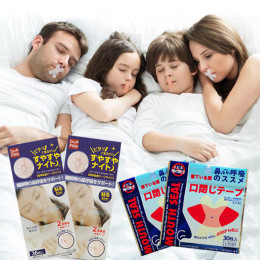 30PCS/60PCS Relieve Snoring Nose Snore Stopping Breathing stickers