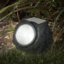 Solar Garden Stone light