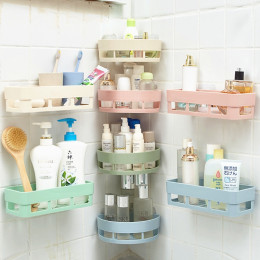 Bathroom Wall-mounted Storage Shelf