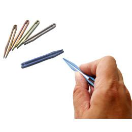 Titanium Tweezers - Lifelong durability