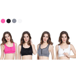 Women's Fitness Sports Bra vest