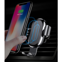 Baseus QI Wireless Charger Car Holder