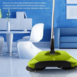 Hand Push  Sweeping Machine