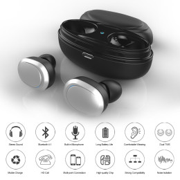 T12 Bluetooth Earphone