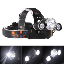 CREE XM-L T6 LED Headlamp Headlight