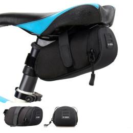 Bicycle waterproof tail bag