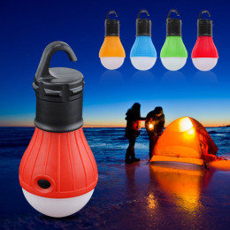 Hanging Tent Light Bulb