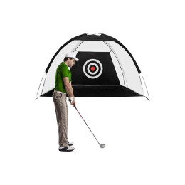 Super-Sized Golf Driving Practice tent