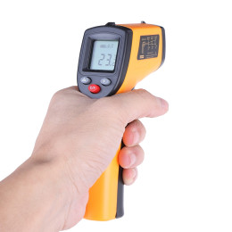 Digital Handheld Industrial Infrared Thermometer