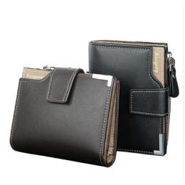 Baellerry PU Leather Men Wallets