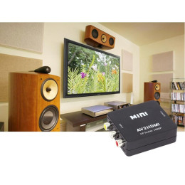 AV to HDMI Adapter