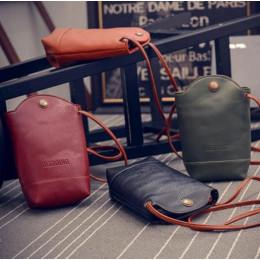 Women Leather Shoulder Bags Messenger Bag Crossbody Bag Handbags