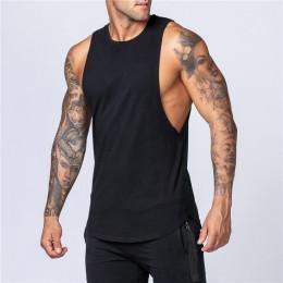 Workout Gym Mens Tank Top Vest
