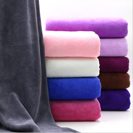 Absorbent Bath Towel -- 80x180cm Microfiber Towel Quick-Drying