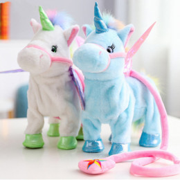 Walking, Dancing & Singing Interactive Unicorn Toy - 5 Colors