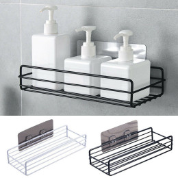 Steel iron organizer for bathroom