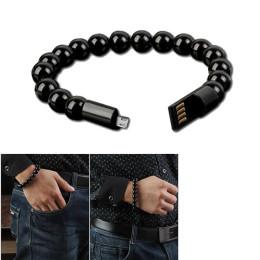 Lightning Fast Power Bracelet USB Charging Cable