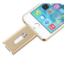 Lightning OTG Flash Drive for iphone