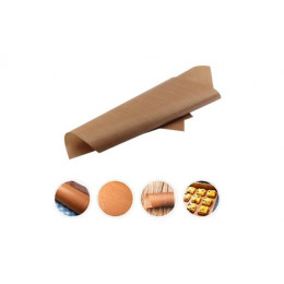 Can be used repeatedly with high-temperature baking tarpaulin