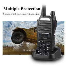 UV-82 Dual-Band  walkie talkie
