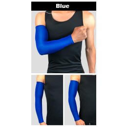 UV Sun Protection Arm Sleeve For Basketball Running Sports