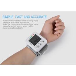 KWL-W01 Automatic Voice Wrist Digital Blood Pressure Monitor