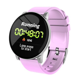 W8 Smart Watch Blood Pressure Heart Rate Fitness Tracker