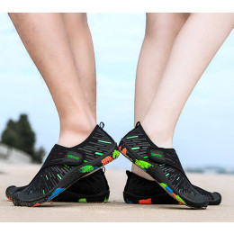 Flat Soft Seaside Shoes Non-slip Walking Creek Wading shoes