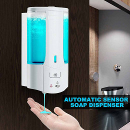 Induction soap dispenser wall-mounted soap dispenser
