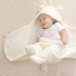 Warm Swaddled Baby Blanket