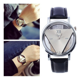 Skeleton Triangle Watch