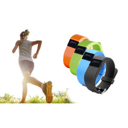 TW64s Heart Rate Monitor Smart Bracelet