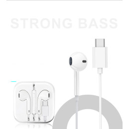 Wired earphone for mobile phone