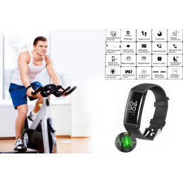 X9  Heart Rate Smart Band