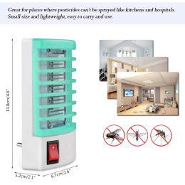 Mini Night Light Insect Mosquito Killer