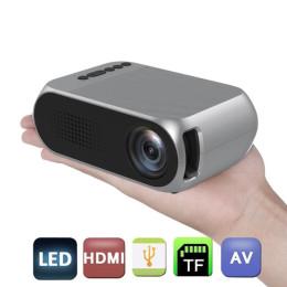 YG320 LED Mini Portable Projector
